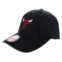 Boné Mitchell & Ness Chicago Bulls Preto