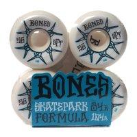 Roda Bones Ratz SPF 84B Branco