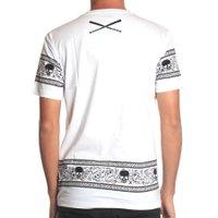 Camiseta Sumemo Mini Script Branco