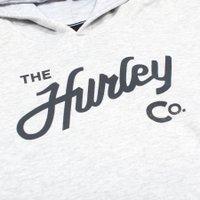 Moletom Hurley Canguru Branco