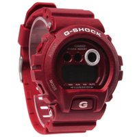 Relógo Casio G-Schock Giz Vermelho