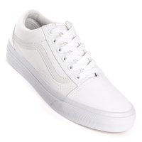 Tenis Vans Old Skool True Branco