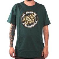 Camiseta Santa Cruz Cali Dot Verde