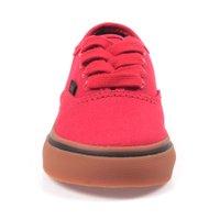 Tênis Vans Authentic Infantil Vermelho/Marrom