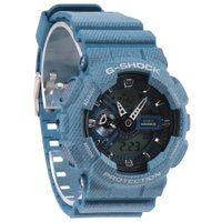 Relógio Casio G-Shock GA-110DC-2ADR Azul/Branco