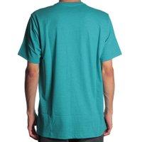 Camiseta Hurley Wiat For It Azul Mescla