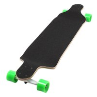 Longboard W7 Cush Speed Low Trucks Branco/Verde