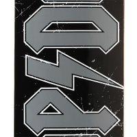 Shape Drop Dead AC/DC 7.9 Preto