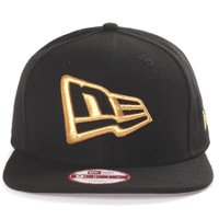 Bone New Era Golden Ne Preto