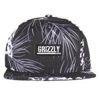 Bone Grizzly Summer Crop Preto