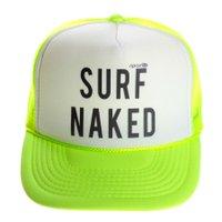 Bone Rip Curl Surf Naked Amarelo Neon