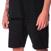 Bermuda Vans Authentic Short Preto