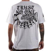 Camiseta Rock City Marchioro Trust Nac. Branco