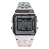 Relógio Casio Vintage A500WA-7DF Prata/Cinza