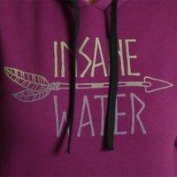 Moletom Insane Water Flecha Roxo