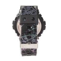 Relogio Casio G-Shock Preto/Roxo