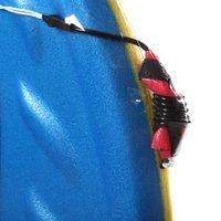 Prancha Bodyboard Croa Basic Azul/Amarelo
