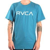 Camiseta Rvca Big Rvca Azul