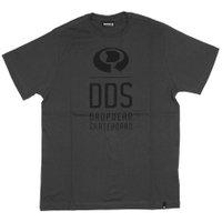 Camiseta Drop Dead DDS Logo 2 Chumbo