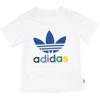 Camiseta Adidas Trf Multi Inf. Branco