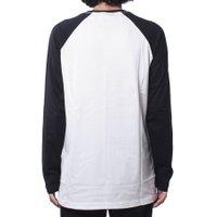 Camiseta Santa Cruz M/L Sca Branco/Preto