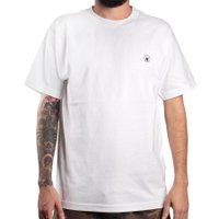 Camiseta Rock City Mini Logo Imp. Branco
