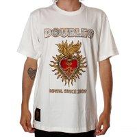 Camiseta Double-G Royal Since Creme