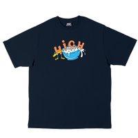 Camiseta High Tee Cereal Azul Marinho