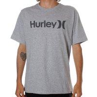 Camiseta Hurley Logo Solid Mescla