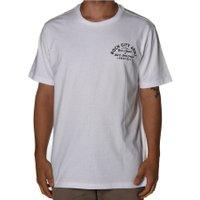 Camiseta Rock City Army Born N Raised Branco
