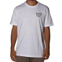 Camiseta Rock City x Pox Tattoo Boxe Branco