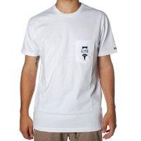 Camiseta Rvca Hosoi Dayshif T Branco