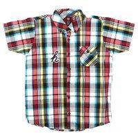 Camisa Hocks Espectro Infantil Vermelho