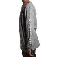 Camiseta Diamond M/L Marquise Long Sleeve Mescla