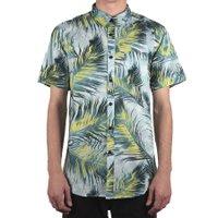 Camisa Billabong Poolsider Azul Claro/Verde