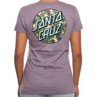 Camiseta Santa Cruz Island Dot Fem. Lilás