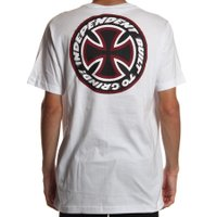 Camiseta Independent Speed Kills Branco