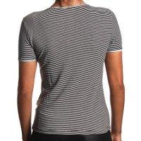 Camiseta Roxy Havana Surf Preto/Branco