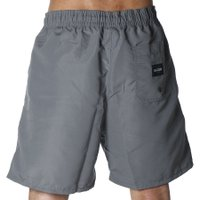 Beruda Shorts Dropdead Active Strippin Cinza