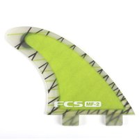Quilha Fcs Performance Core Mf-2 Verde