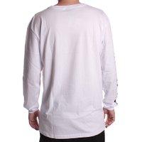 Camiseta Blaze Suplly M/L Branco