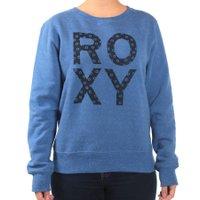 Moletom Roxy Careca Cool Azul