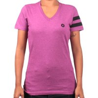 Camiseta Hurley Block  Rosa