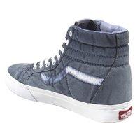Tenis Vans Sk8-Hi Reissue Azul Jeans