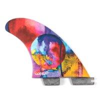 Quilha Gorilla Eat Sleep Wave Colorido