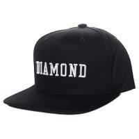 Boné Diamond Fordham Preto