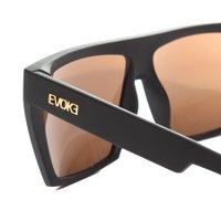 Óculos Evoke EVK 15 Preto/Marrom