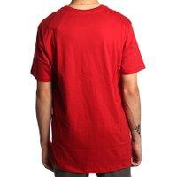 Camiseta RVCA Alsweiler Vermelho