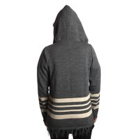 Tricot Volcom Commin Up Throw Cinza Mescla