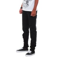 Calça Rock City Sarja Wildon The Streets Preto